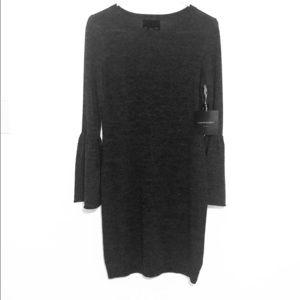 Cynthia Rowley long sleeve gray sweater. Size XS